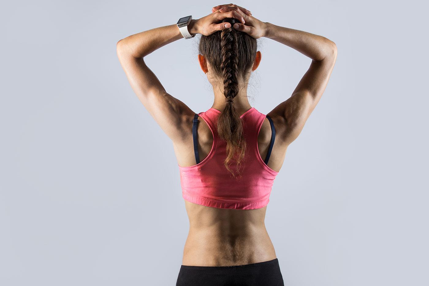 Как укрепить мышцы спины и позвоночник в домашних условиях?