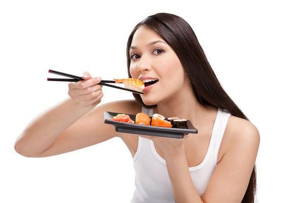 Бессолевая японская диета: меню на 14 дней