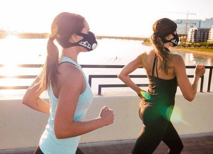 Маска для выносливости: для бега и тренировки