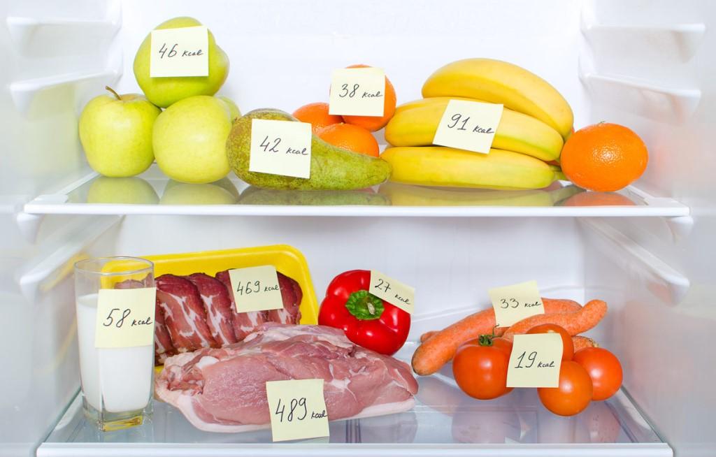 посчитать сколько надо калорий чтобы похудеть