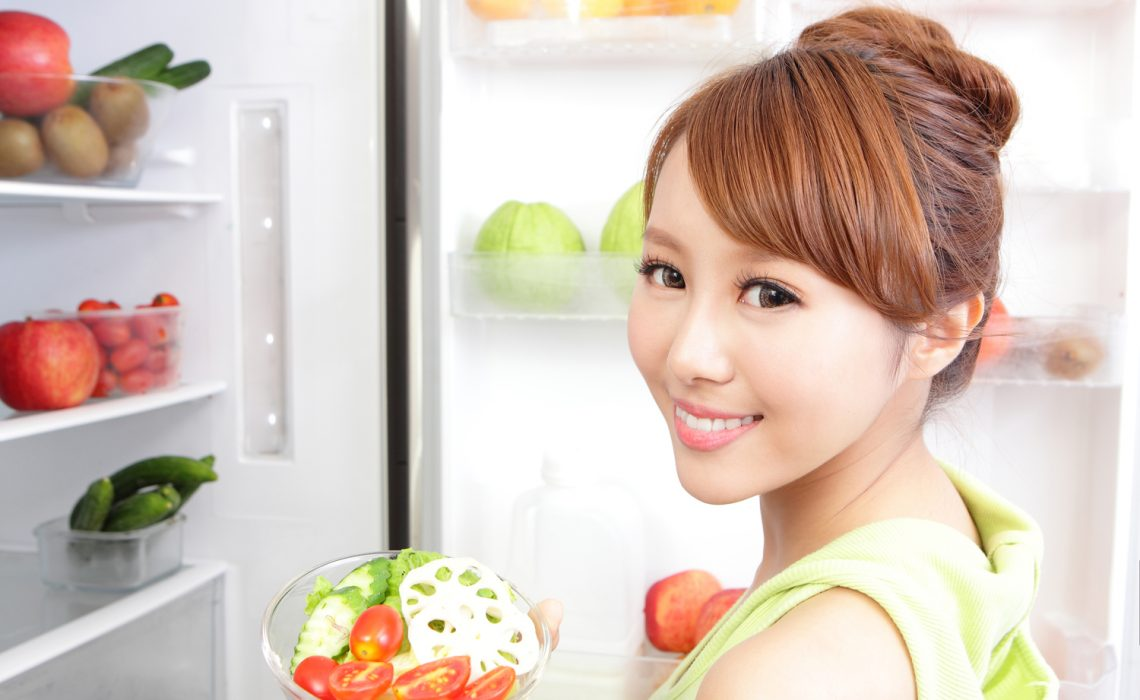диета как худеют японцы