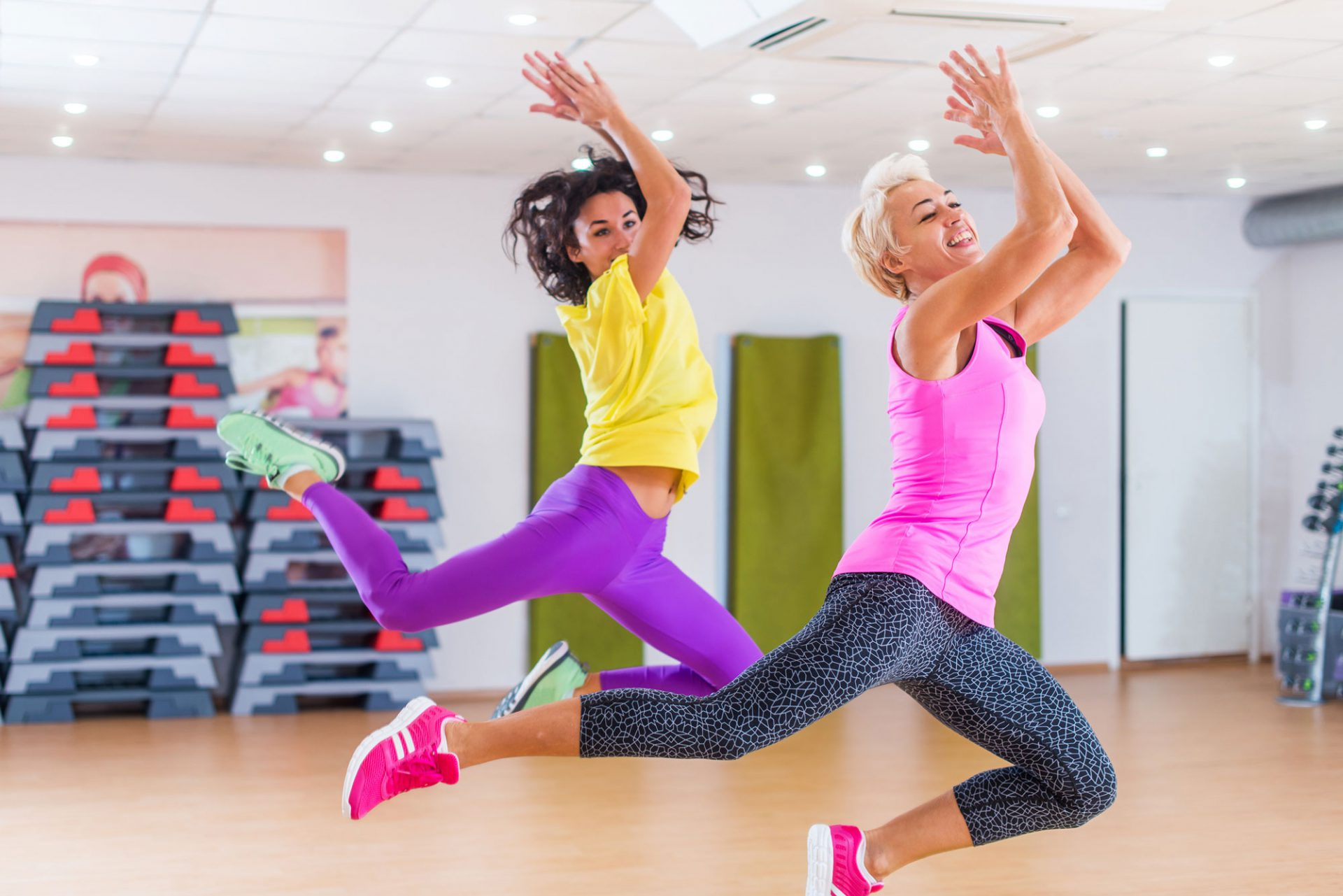 Зумба-фитнес: видео-уроки для начинающих