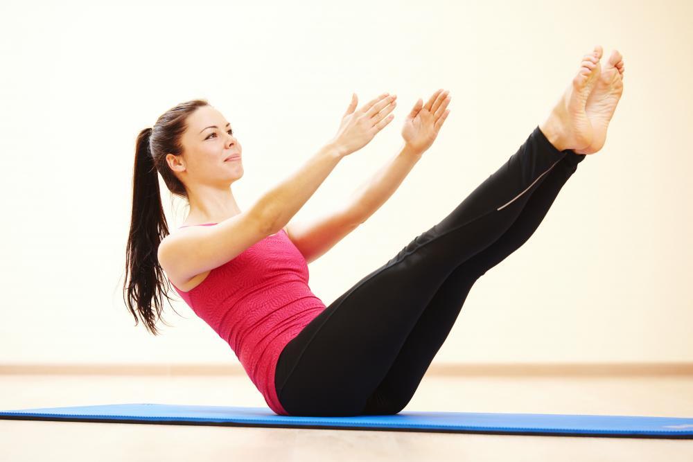 Видео-уроки пилатес: лучшие упражнения для похудения в домашних условиях