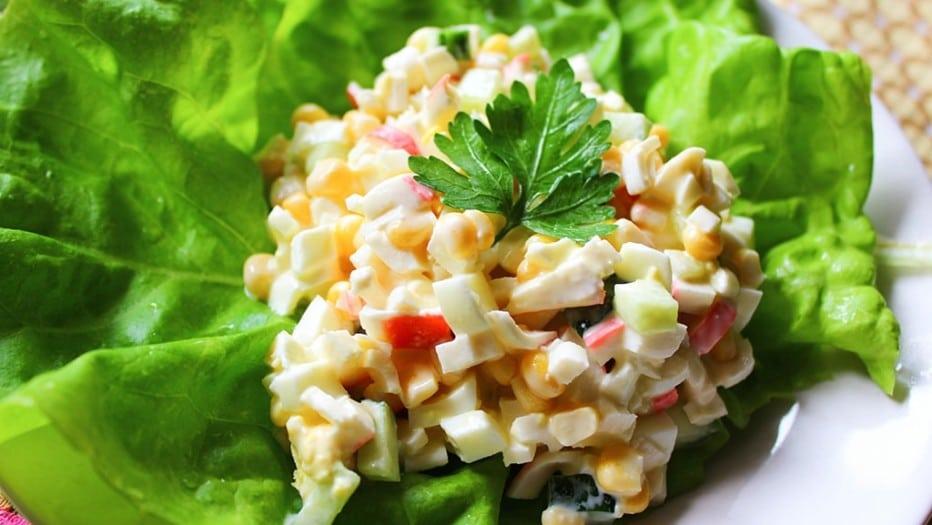 Простые и вкусные рецепты диетических салатов для похудения