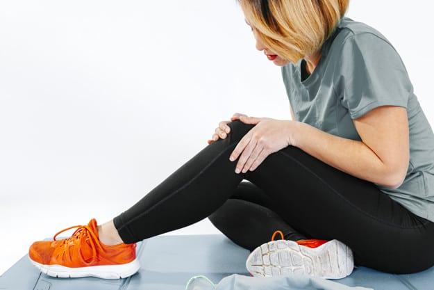 Что делать, если сильно болят мышцы после тренировки?