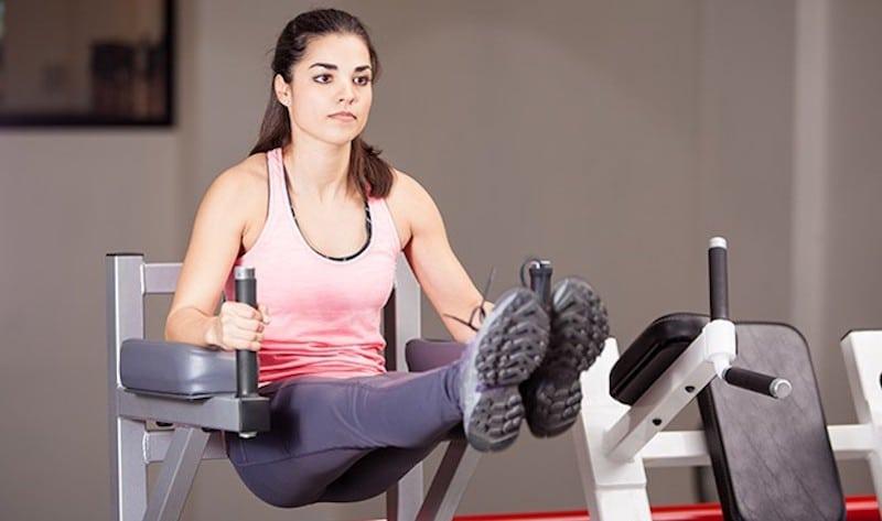 Как правильно и эффективно качать пресс для похудения