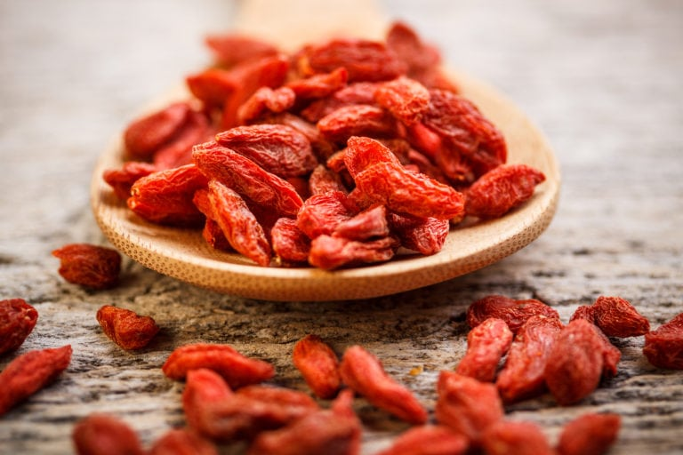 Как правильно принимать ягоды Годжи для похудения? Топ-3 рецепта