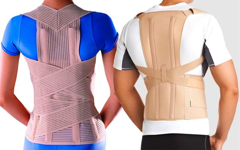 Как правильно выбрать корсет для осанки спины для взрослых? Поддержка от сутулости