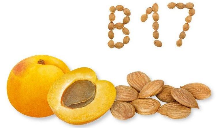 В каких продуктах содержится витамин B17? Его польза для организма