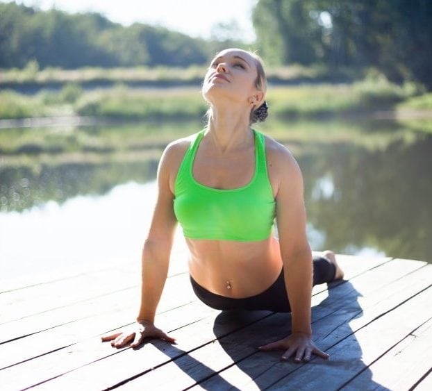 Утренняя гимнастика для похудения