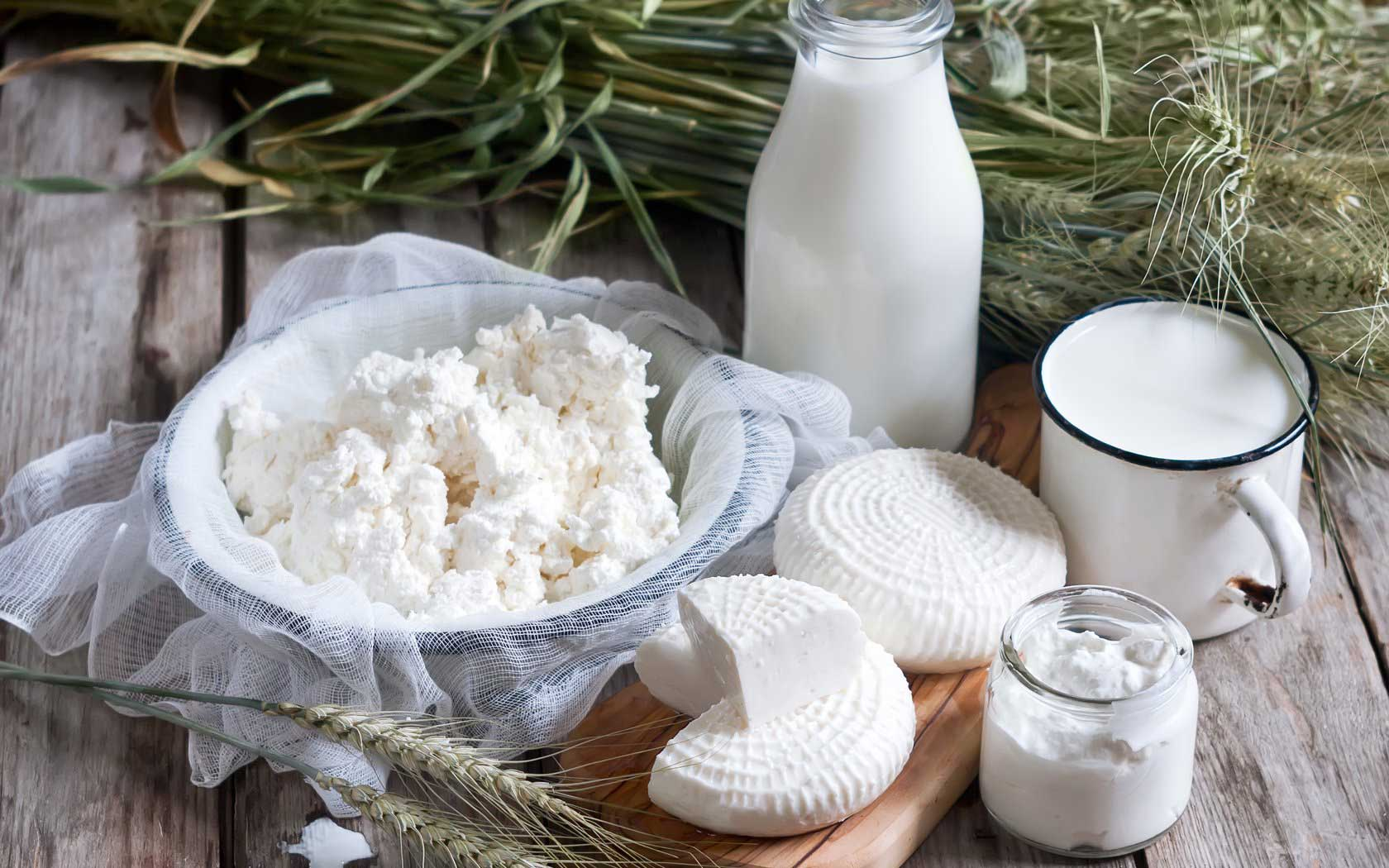 Полный список продуктов для правильного питания и снижения веса